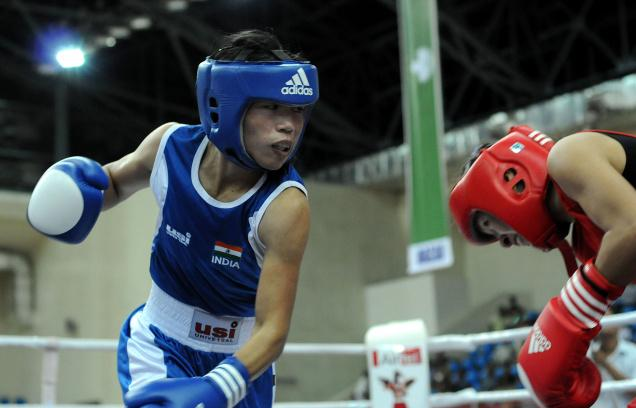 Mary Kom Images