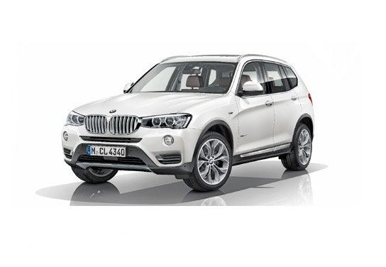 BMW X3 xDrive20d Expedition (Diesel)