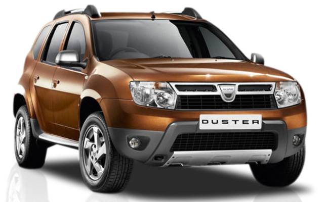 Renault Duster 110 PS RxL ADVENTURE Edition (Diesel)