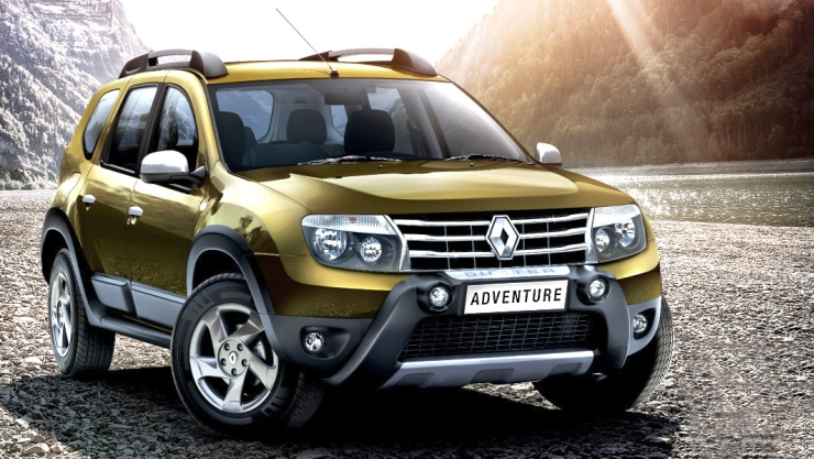 Renault Duster 85 PS RxE ADVENTURE Edition (Diesel)