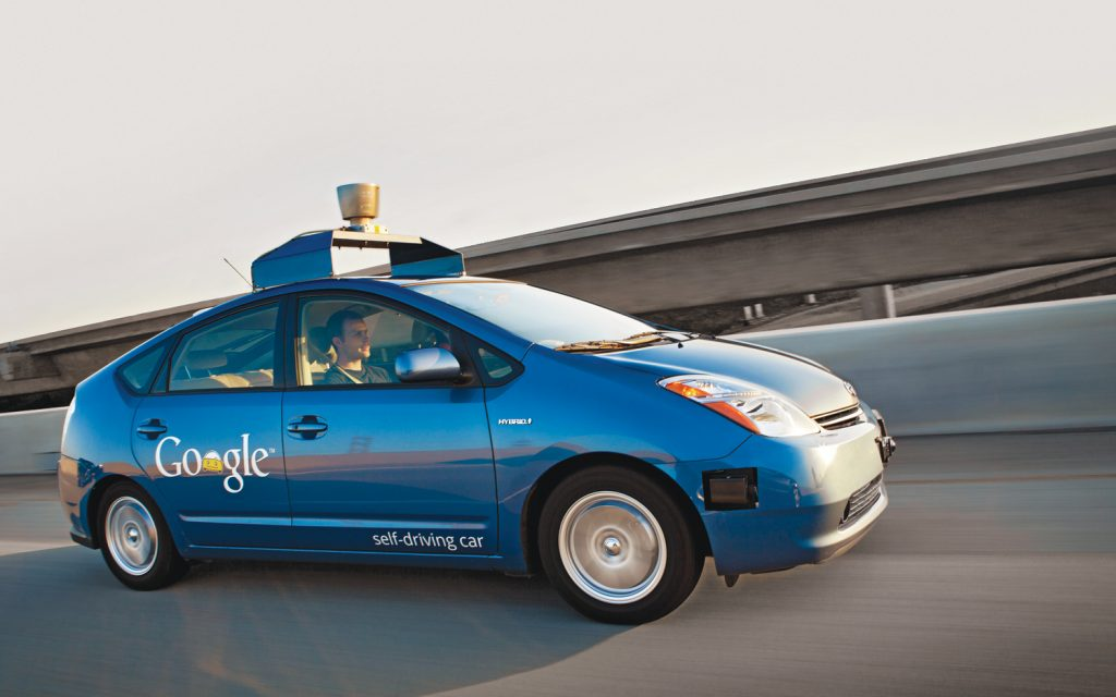 5 firms team up for self driven cars