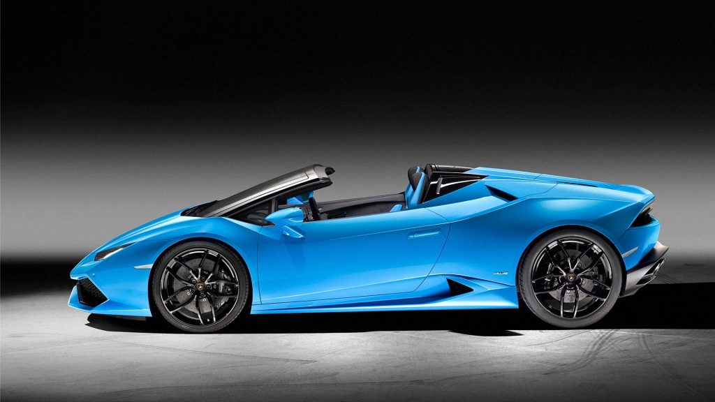 Lamborghini Huracan Spyder launched in India for Rs 3.89 crores